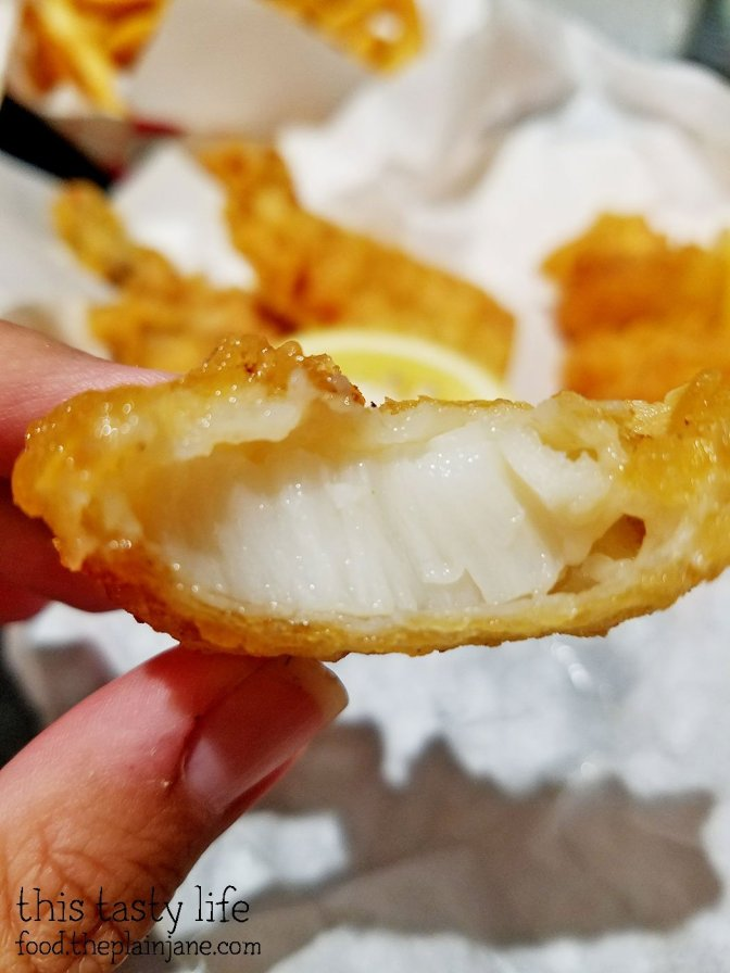 Fried Scallops at Mister Fish and Chips in San Diego, CA
