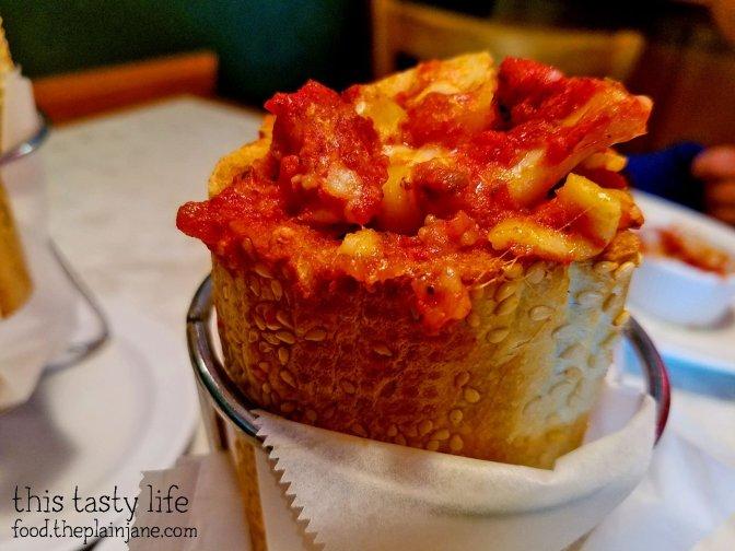 Lasagna Torpasta - Devine Pastabilities - San Diego, CA