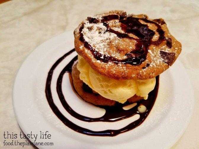 Tortuga Ice Cream Cookie Sandwich - Devine Pastabilities - San Diego, CA