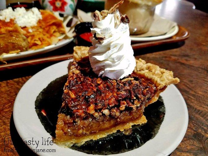 Pecan Pie at Clifton's - Los Angeles, CA