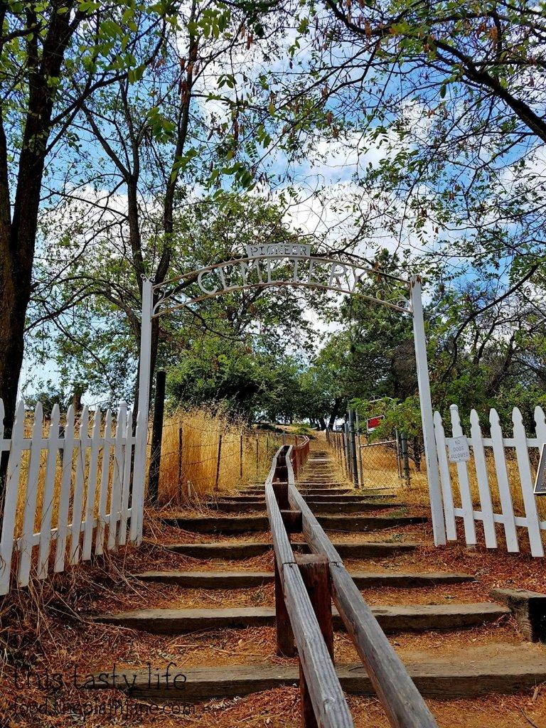 Pioneer Cemetery - Julian, CA
