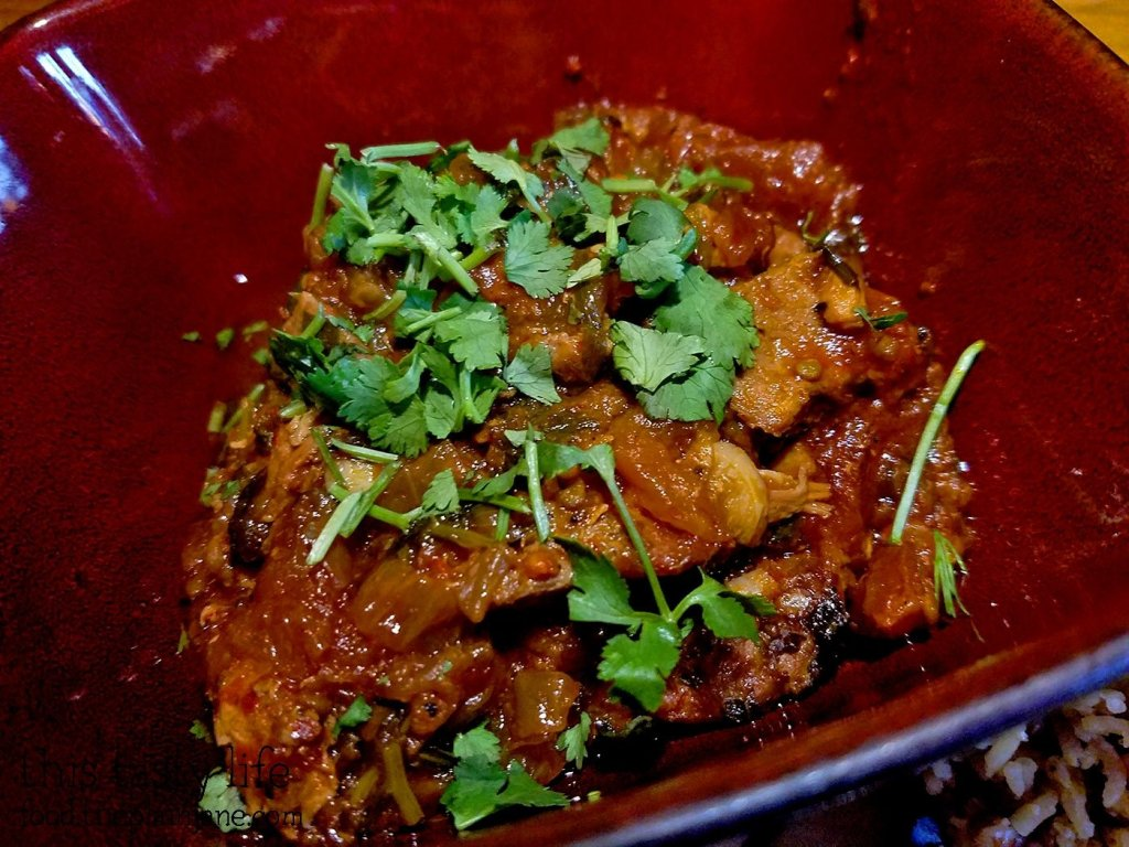 Chicken Stew - Kafe Sobaka Restoran Pomegranate - San Diego, CA