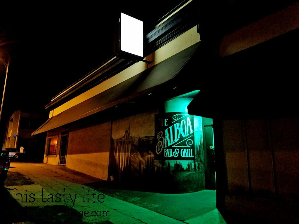 Balboa Bar & Grill - San Diego, CA