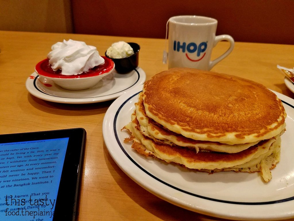 IHOP - Free Birthday Food - San Diego, CA