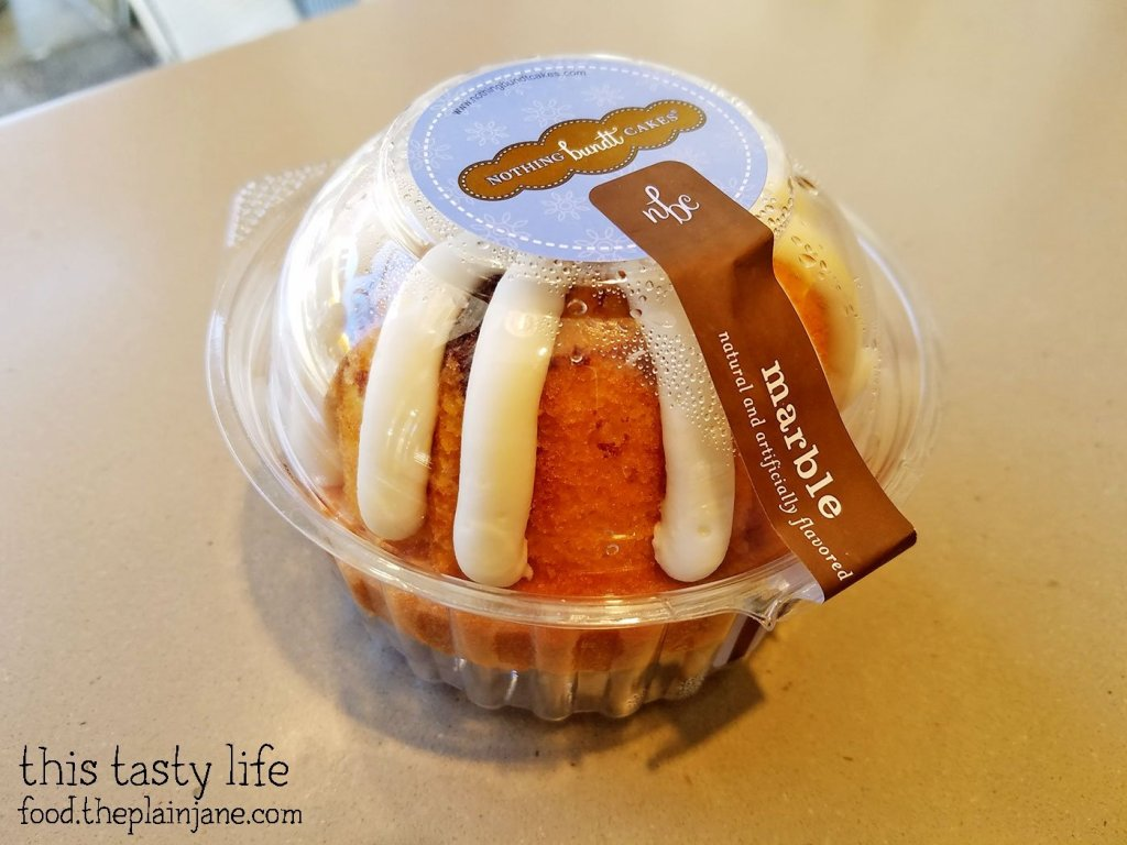 Nothing Bundt Cakes - Free Birthday Food - San Diego, CA