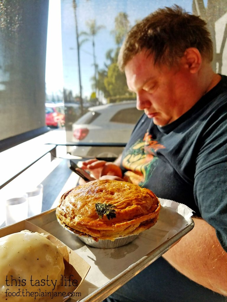 Pie & Boyfriend at Pop Pie Co - San Diego, CA