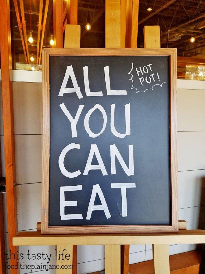All You Can Eat Hot Pot at Shabu Works - Mira Mesa - San Diego, CA