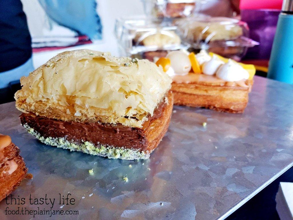 Baklava Cronuts - Chef Driven Bake Sale - San Diego, CA