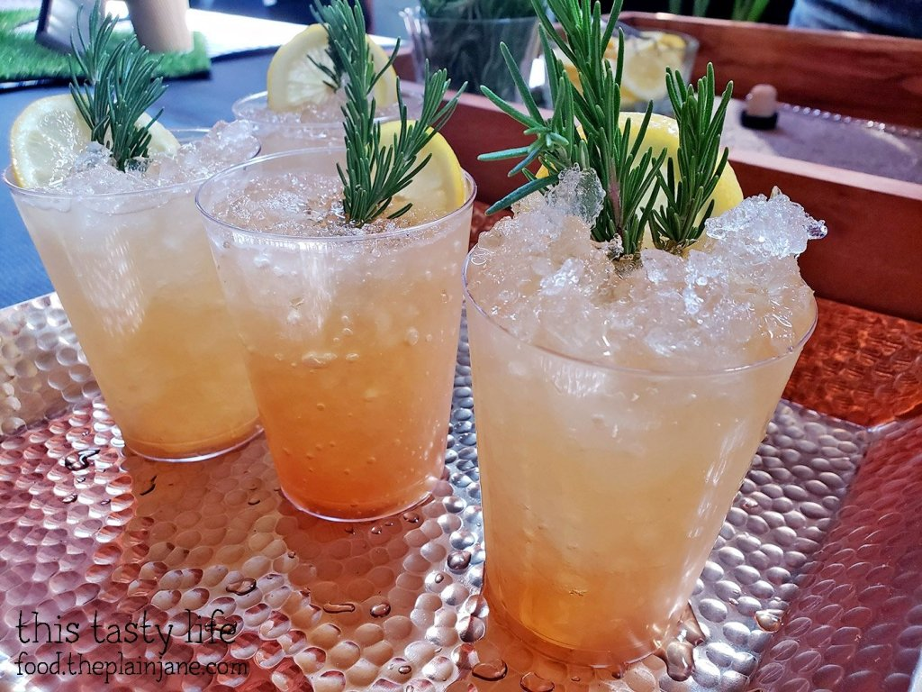 Mocktails - Chef Driven Bake Sale - San Diego, CA