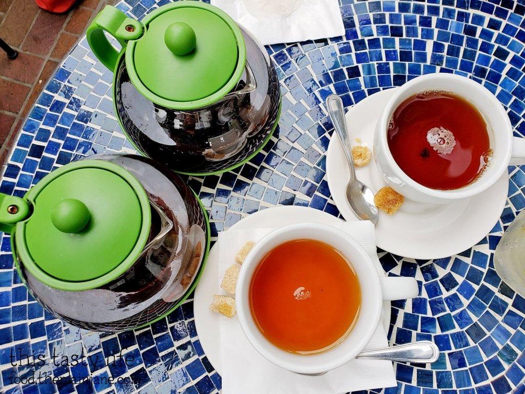 Tea Pots at The Lazy Hippo - San Diego, CA