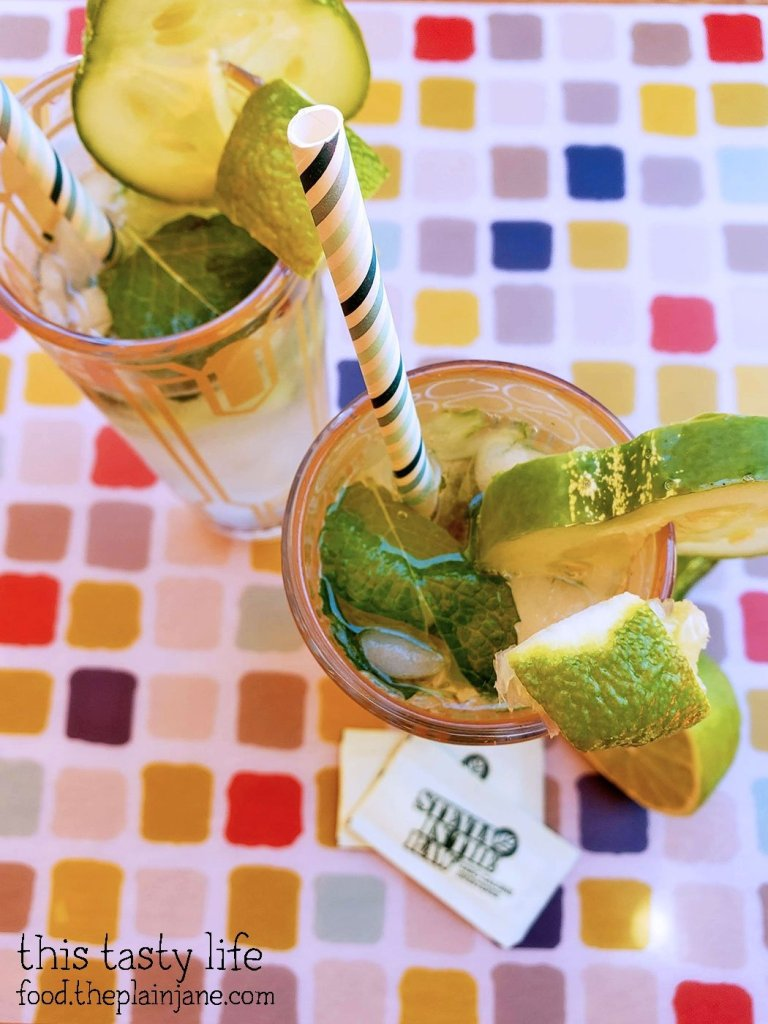 Cucumber Mint Limeade with Stevia In The Raw®
