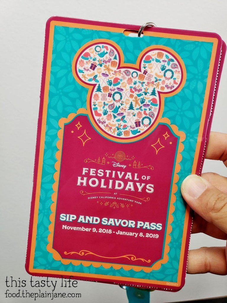 Festival of Holidays - Disney California Adventure