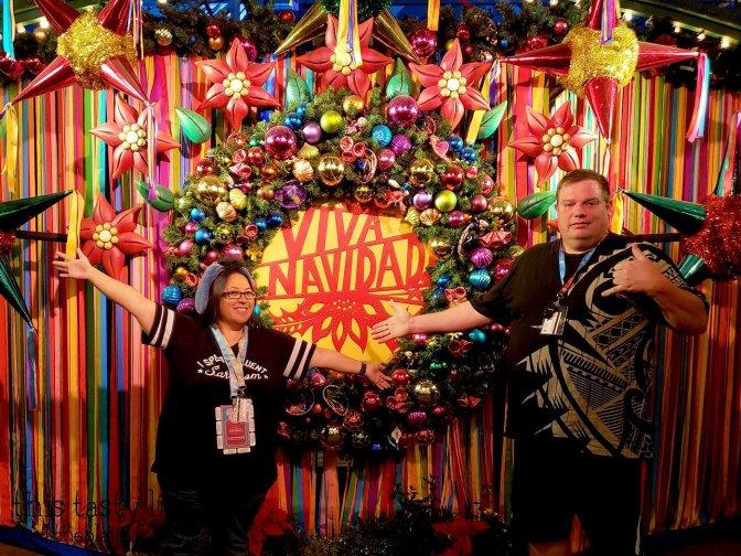 Viva Navidad - Disney California Adventure