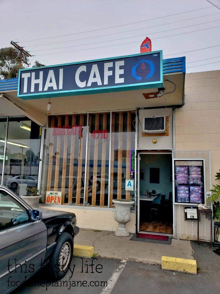 Lann Boon Asia Cafe - San Diego, CA