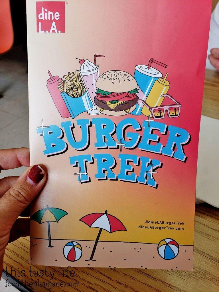 Burger Trek LA