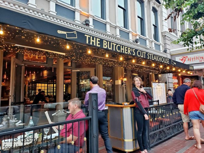 The Butcher's Cut Steakhouse - San Diego, CA