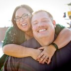 Engagement Photo Day + Lunch at the Lazy Dog