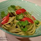 Avocado Pasta & The Tale of The Healthy Fats