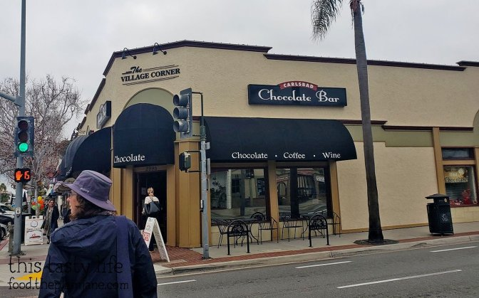 Carlsbad Chocolate Bar - Carlsbad Food Tours