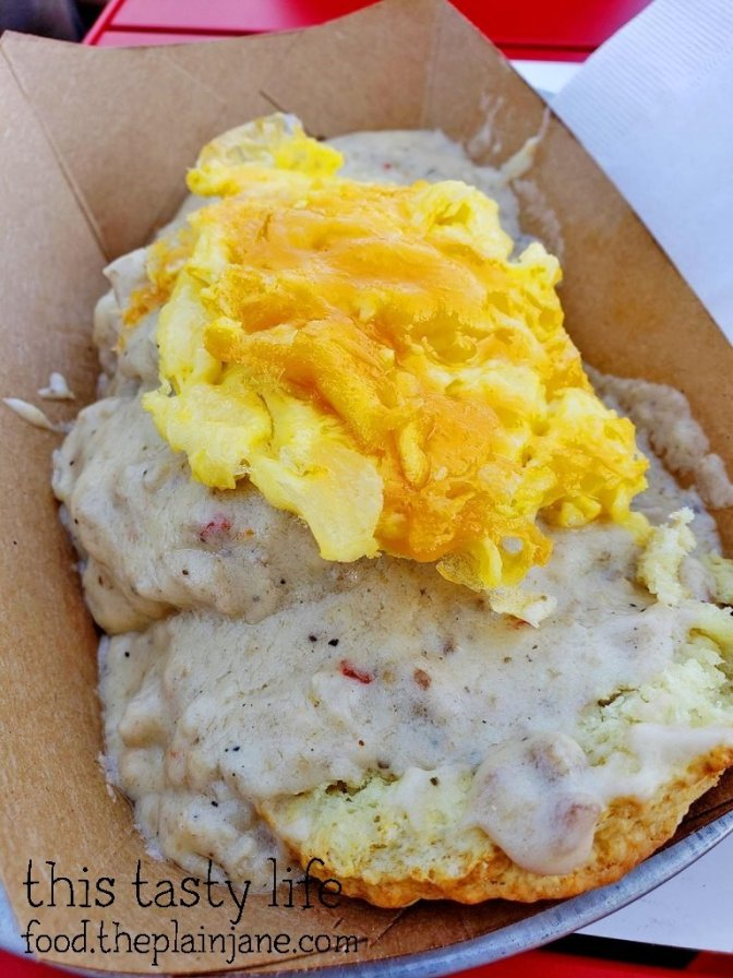 Biscuits and Gravy - Sunnyboy Biscuit Company