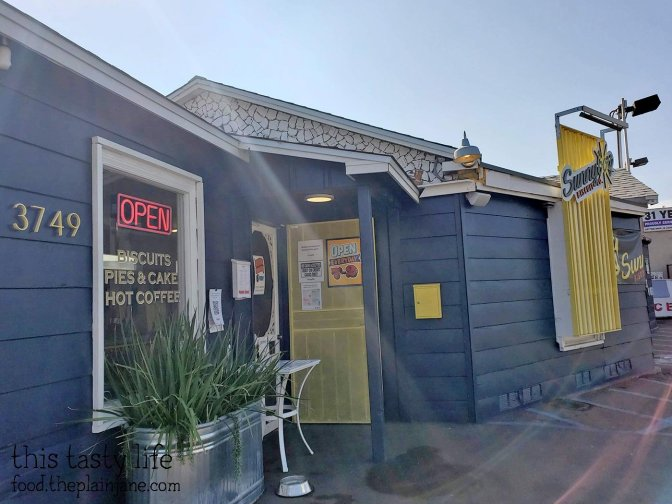 Sunnyboy Biscuit Company in San Diego