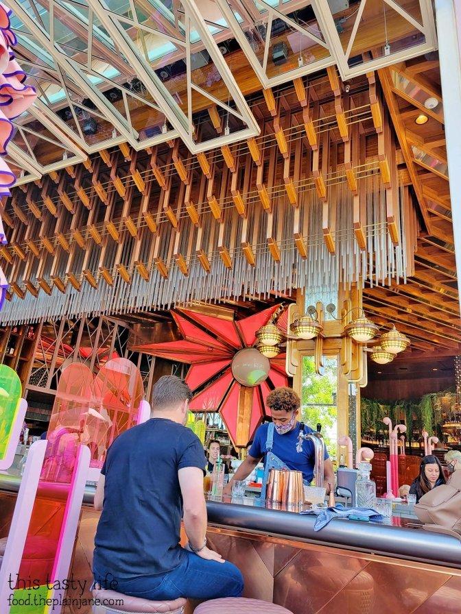 The Bar at Morning Glory