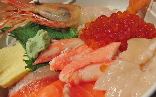海の幸祭り!美味しいタレで食べる、ぶっかけ海鮮丼の作り方!