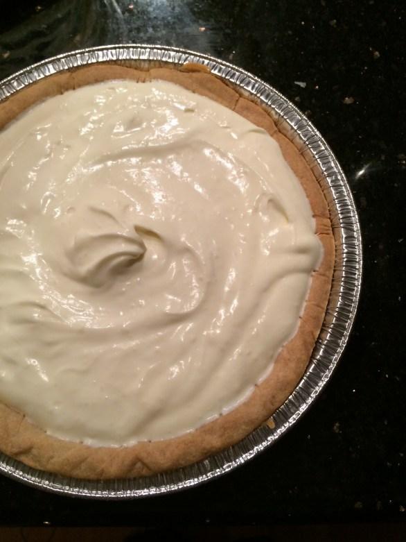 Bavarian Cream Pie