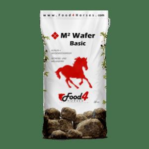 Wafer Pferdefutter Getreidefrei M2 Wafer