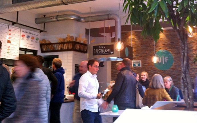 Urban foodie, der erste gesunde Imbiss in Hamburg