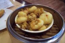 Curry Calamari