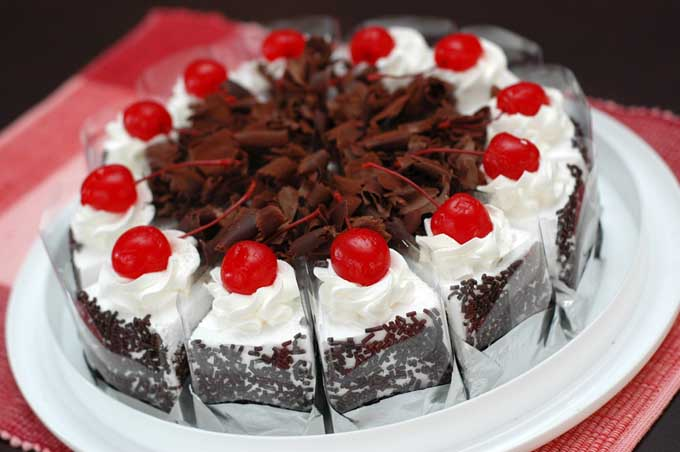 Three Layer Mousse