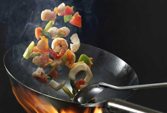 How to Use A Wok For Stir Frying & Steaming - Foodal