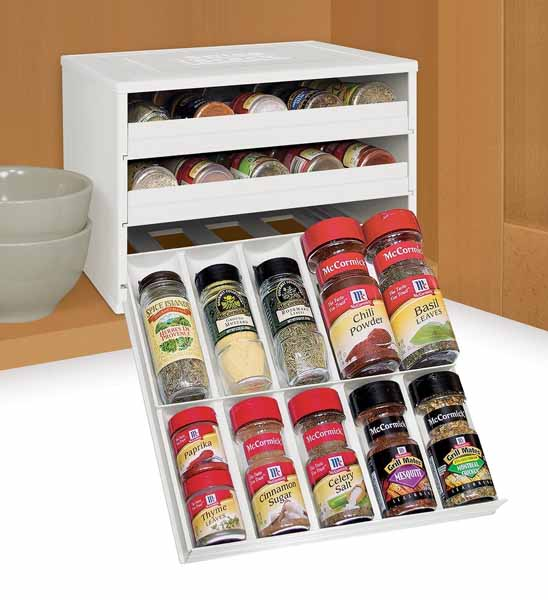 how to choose the best spice rack in