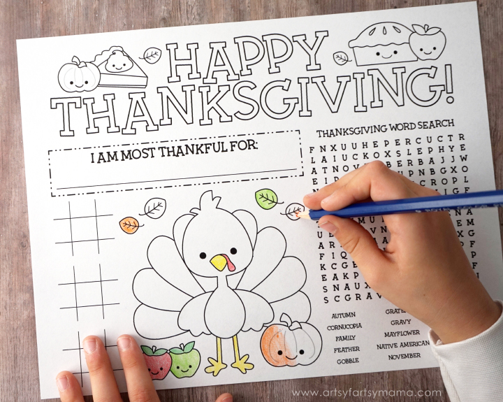 Thanksgiving-Activity-Page-Hands