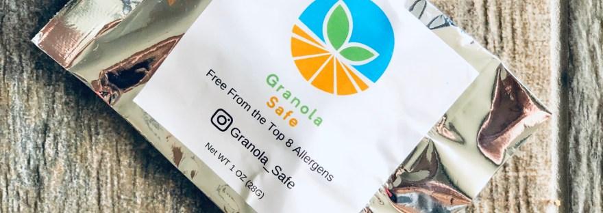 Granola Safe Allergy Friendly Granola Bar Top 8 Free & Vegan