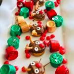 Rolo Pretzel Reindeer Gluten Free Egg Free Nut Free Allergy Friendly