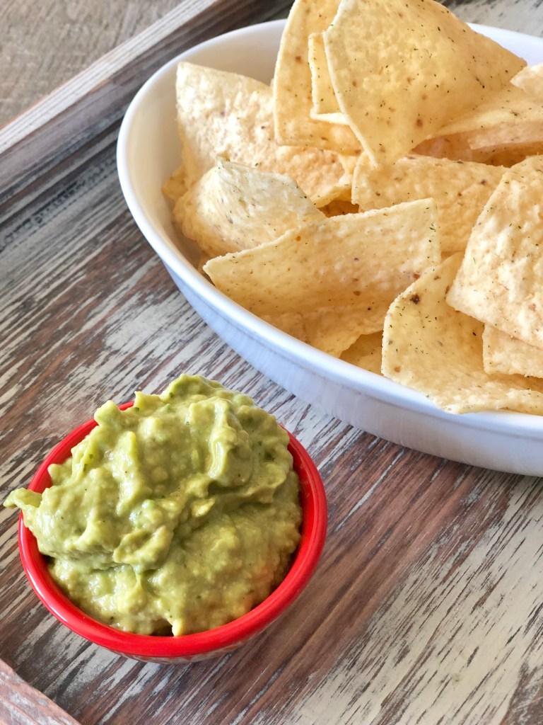 Salsa & Guacamole | Gluten Free, Vegan, Allergy Friendly