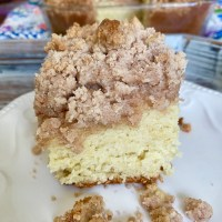 Sourdough Discard Coffee Cake