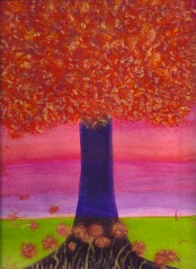 Pam's Tree: Life is beauty, bounty, bliss