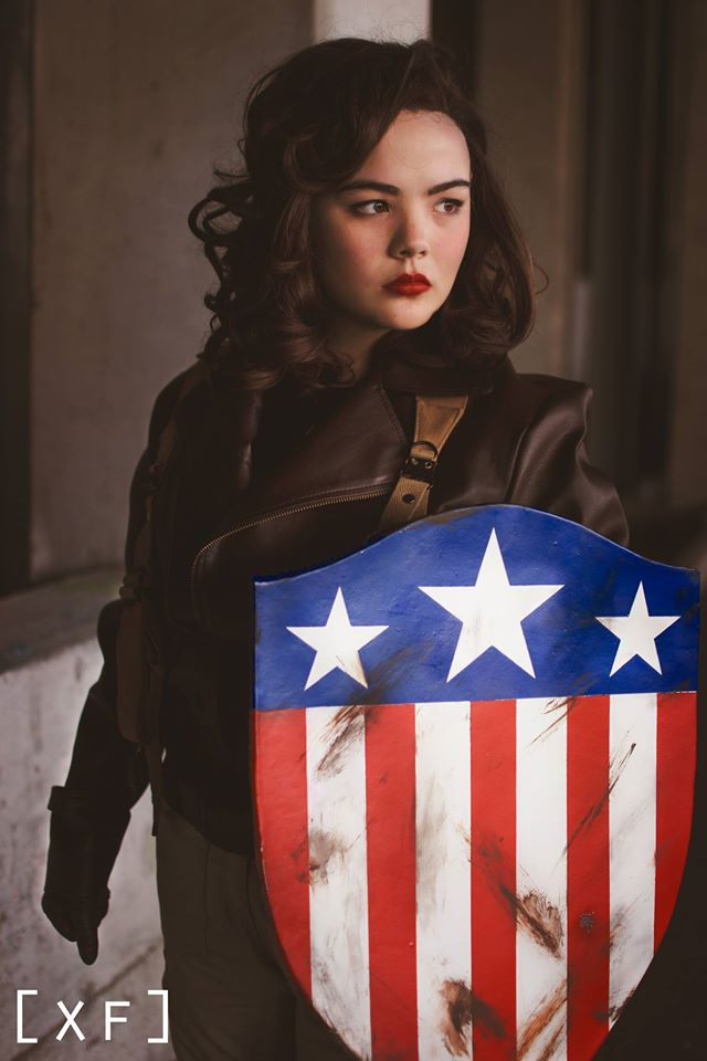 Photo taken by Xanthe Flora Photography, Cosplay by Howling Commandos Cosplay