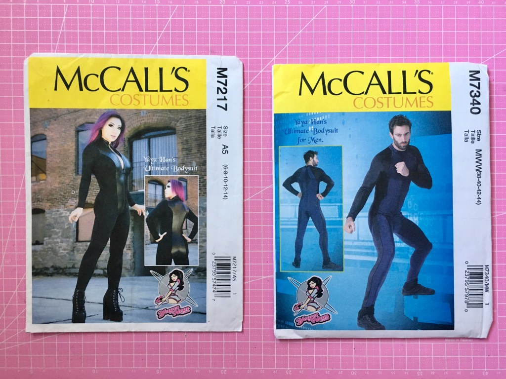 Bodysuit McCalls
