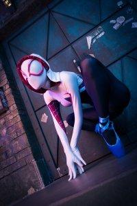 Feature: The Japanese SpiderGwen by imspider_gwen