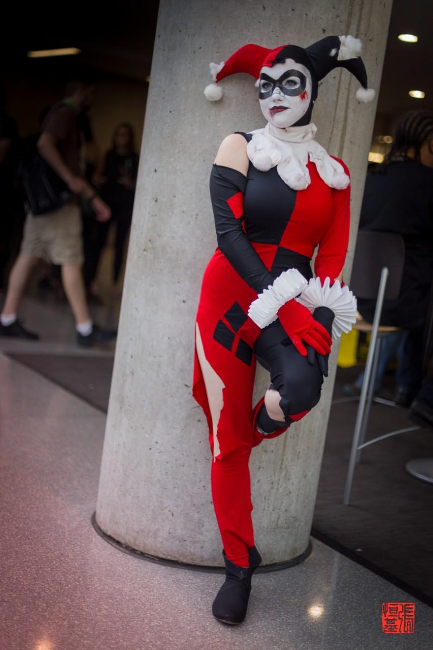 Harley Quinn by danielle_pierson