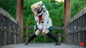 Toga Himiko / Boku no Hero Academia by sammyscosplay