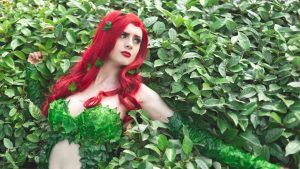 Poison Ivy by hannah_in.wonderland