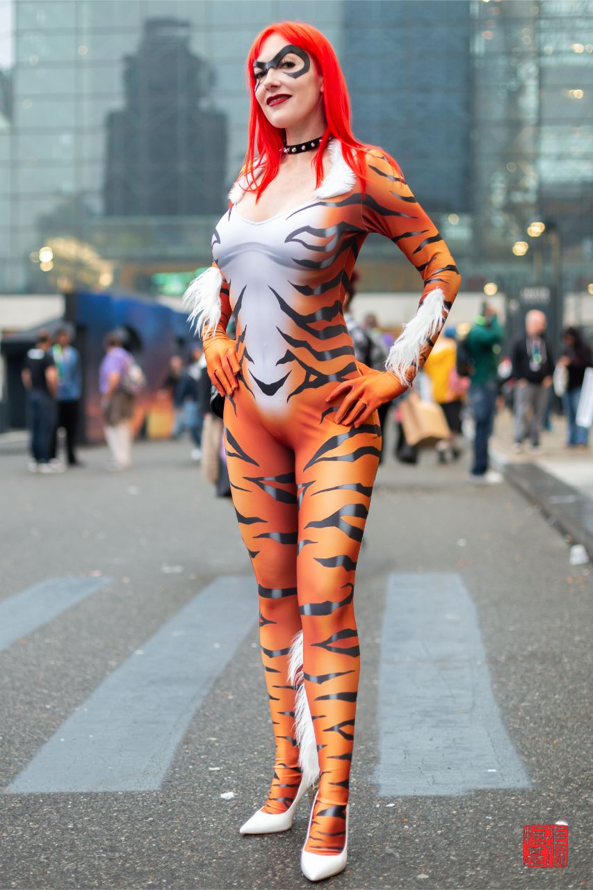 Redcat (Mary Jane Watson) by mj_and_spidey