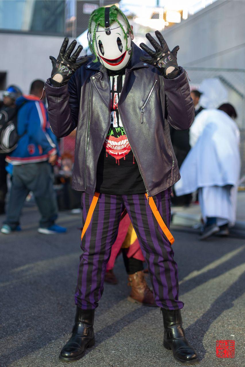 The Fiend Joker Mashup by eric88