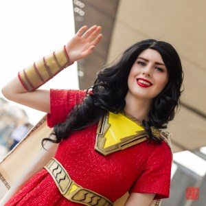 Marvellous Mary Marvel / Shazam by hannah_in.wonderland