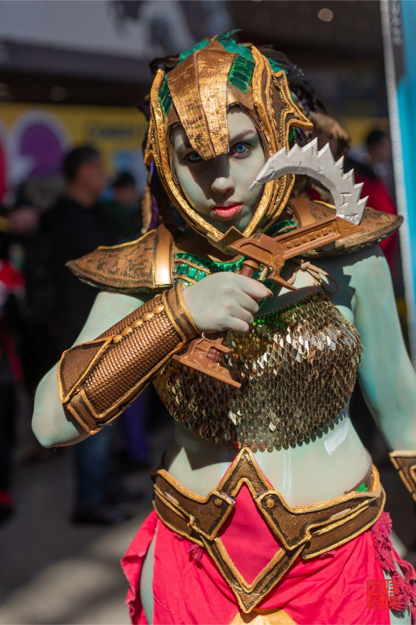 Kotal Kahn / Mortal Kombat by Selina Moone Cosplay